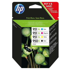 HP 950-XL + 951-XL (C2P43AE) nyomtatópatron & toner