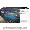 HP 981Y extra fekete e eti PageWide  L0R16A