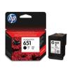 HP C2P10AE 651 fekete eredeti tintapatron