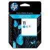 HP C4811A Tintapatron fej DesignJet 500, 800 nyomtatókhoz, HP 11 kék