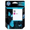 HP C4837AE Tintapatron Business InkJet 1000 sorozat, 2200 nyomtatókhoz,  11 vörös, 28ml