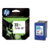 HP C9352CE Tintapatron DeskJet 3920, 3940, D2300 nyomtatókhoz, HP 22xl színes, 415 oldal