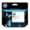 HP C9381A Tintapatron fej OfficeJet Pro K550 nyomtatóhoz, HP 88 fekete, sárga