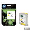HP C9393AE Tintapatron OfficeJet Pro K550 nyomtatóhoz, HP 88xl sárga, 17,1ml