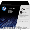 HP CE255XD 2x12,5k No.55XD