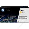 HP CE402A Lézertoner LaserJet M551 nyomtatóhoz, HP 507A sárga, 6k (TOHPCE402A)