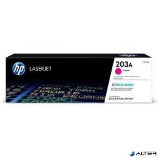 HP CF543A Lézertoner HP ColorLaserJet Pro MFP M280nw, MFP M281fdn, MFP M281fdw nyomtatókhoz, HP 203A vörös 1,3k nyomtatópatron & toner