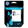 HP CH565A Tintapatron DesignJet 510 nyomtatóhoz, HP 82 fekete, 69ml