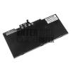 HP CSO3XL 4035 mAh 3 cella fekete notebook/laptop akku/akkumulátor utángyártott