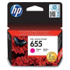 HP CZ111, 655 M. (bíbor) tintapatron