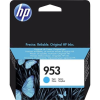 HP F6U12AE Tintapatron OfficeJet Pro 8210, 8700-as sorozathoz, HP 953 kék, 700 oldal