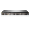HP Hewlett Packard Enterprise Aruba 2930F 24G PoE+ 4SFP+ Managed L3 Gigabit Ethernet (10/100/1000) Power over Ethernet (PoE) 1U Grey JL255A