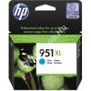 HP HEWLETT PACKARD HP CN046AE (No.951 XL) CY cián (kék) (CY-Cyan) nagy kapacitású eredeti (gyári, új) tintapatron