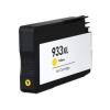 HP -hez utángyártott Nr.933XL (CN056A) sárga tintapatron, ~825 oldal