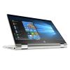 "HP HP Pavilion x360 14-CD0007NH 14"" FHD BV Touch, Core i7 8550U 8GB, 256GB SSD, Nvidia GF MX 130, WIN10, ezüst"