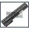 HP Mini 110-3100 Series  4400 mAh 6 cella fekete notebook/laptop akku/akkumulátor utángyártott