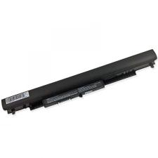 HP Pavilion 15-ac199ne Laptop akkumulátor - 2200mAh (14.8V Fekete) hp notebook akkumulátor