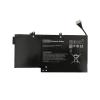HP Pavilion X360 3800 mAh 3 cella fekete notebook/laptop akku/akkumulátor utángyártott