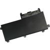 HP ProBook 645 G2 Series 4400 mAh 3 cella fekete notebook/laptop akku/akkumulátor utángyártott