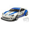 HPI RS4 SPORT 3 DRIFT, Subaru BRZ karosszériával