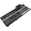 HSTNN-IB7D Laptop akkumulátor 3650 mAh
