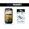 HTC One SV, Kijelzővédő fólia, Eazy Guard, Clear Prémium / Matt, ujjlenyomatmentes, 2 db / csomag