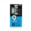 HTC U12 Plus, Kijelzővédő fólia, ütésálló fólia (az íves részre NEM hajlik rá!), Tempered Glass (edzett üveg), Clear