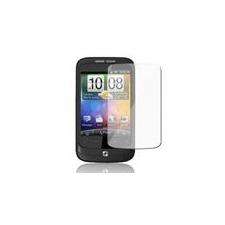 HTC Wildfire S kijelző védőfólia mobiltelefon előlap