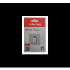 Huawei AP52 USB - Type-C adapter, fehér, gyári, csomagolás nélkül kábel és adapter
