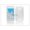 Huawei Ascend Y210D szilikon hátlap - S-Line - transparent