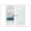 Huawei Huawei Ascend G525 szilikon hátlap - S-Line - fehér