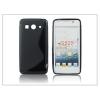 Huawei Huawei Ascend G525 szilikon hátlap - S-Line - fekete