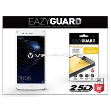Huawei Huawei P10 Lite gyémántüveg képernyővédő fólia - Diamond Glass 2.5D Fullcover - fehér mobiltelefon kellék