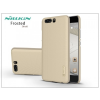 Huawei Huawei P10 Plus hátlap képernyővédő fóliával - Nillkin Frosted Shield - gold