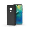 Huawei Mate 20 szilikon hátlap - Soft - fekete