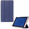 Huawei Mediapad M2 8.0, mappa tok, Trifold, sötétkék