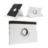 Huawei Mediapad T3 7.0, mappa tok, elforgatható (360°), fehér