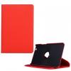 Huawei Mediapad T3 7.0, mappa tok, elforgatható (360°), piros