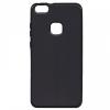 Huawei P10 Lite, TPU szilikon tok, fekete
