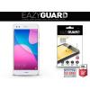 Huawei P9 Lite Mini / Y6 (2017) Pro, Kijelzővédő fólia (az íves részre NEM hajlik rá!), Eazy Guard, Diamond Glass (Edzett gyémántüveg)