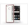 Huawei P9 Lite szilikon hátlap - Jelly Electro - rose gold