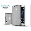 Huawei P9 Lite szilikon hátlap - Nillkin Nature - szürke
