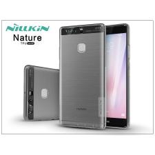 Huawei P9 Plus szilikon hátlap - Nillkin Nature - szürke tok és táska