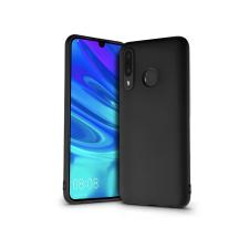 Huawei P Smart (2019)/Honor 10 Lite szilikon hátlap - Soft Premium - fekete tok és táska