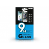 Huawei P Smart / Enjoy 7S, Kijelzővédő fólia, ütésálló fólia (az íves részre NEM hajlik rá!), Tempered Glass (edzett üveg), Clear