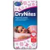 Huggies Drynites éjszakai pelenka 8-15 éves korú lánynak (27-57 kg)