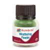 HUMBROL AV0005 Weathering Powder Chrome Oxide Green 28ml