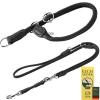 Hunter Round & Soft póráz és nyakörv szett - A nyakörv mérete: max. 50 cm, Ø 10mm