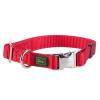 Hunter Vario Basic Alu-Strong nylon nyakörv, piros - Méret L: 45 - 65 cm a nyak kerülete