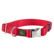 Hunter Vario Basic Alu-Strong nylon nyakörv, piros - Méret L: 45 - 65 cm a nyak kerülete nyakörv, póráz, hám kutyáknak